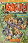Cover for Conan the Barbarian [Κόναν ο Βάρβαρος] (Kabanas Hellas, 1970 ? series) #2
