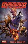 Cover for Marvel Universe Guardians of the Galaxy: Cosmic Team-Up (Marvel, 2014 series)