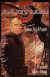 Cover for Babylon 5 (Titan, 1995 series) #[2] - Shadows Past & Present