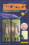 Cover for Battlestar Galactica (Dynamite Entertainment, 2016 series) #3 [Cover B Adams]