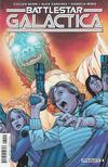 Cover for Battlestar Galactica (Dynamite Entertainment, 2016 series) #3