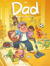 Cover for Dad (Dupuis, 2016 series) #6