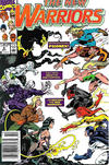 Cover Thumbnail for The New Warriors (1990 series) #4 [Newsstand]