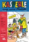 Cover for Kasperle (Jaeger'sche Buchdruckerei, 1960 series) #107