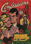 Cover for Confessions (Horwitz, 1950 ? series) #22