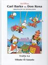 Cover for Carl Barks og Don Rosa - originalene og oppfølgerne (Hjemmet / Egmont, 2019 series) #1 - Tralla La; Tilbake til Xanadu