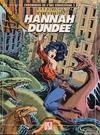 Cover for Chroniques de l'ère Xénozoïque (Comics USA, 1988 series) #2 - Hannah Dundee