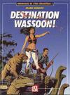 Cover for Chroniques de l'ère Xénozoïque (Comics USA, 1988 series) #5 - Destination Wassoon!