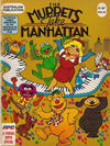 Cover for The Muppets Take Manhattan (Federal, 1984 series)