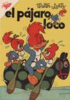 Cover for El Pájaro Loco (Editorial Novaro, 1951 series) #134