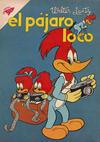 Cover for El Pájaro Loco (Editorial Novaro, 1951 series) #177