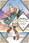 Cover for Atelier of Witch Hat (Egmont Ehapa, 2018 series) #5