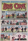 Cover for Big One (IPC, 1964 series) #7