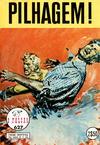 Cover for O Falcão (Grupo de Publicações Periódicas, 1960 series) #627