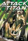 Cover for Attack on Titan (Carlsen Comics [DE], 2014 series) #7