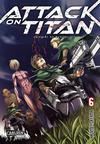 Cover for Attack on Titan (Carlsen Comics [DE], 2014 series) #6