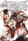 Cover for Attack on Titan (Carlsen Comics [DE], 2014 series) #11