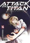 Cover for Attack on Titan (Carlsen Comics [DE], 2014 series) #16