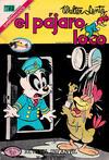 Cover for El Pájaro Loco (Editorial Novaro, 1951 series) #338
