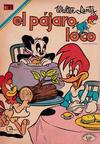 Cover for El Pájaro Loco (Editorial Novaro, 1951 series) #348