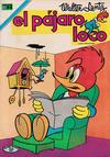 Cover for El Pájaro Loco (Editorial Novaro, 1951 series) #376