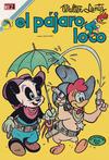 Cover for El Pájaro Loco (Editorial Novaro, 1951 series) #412