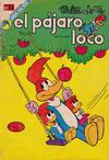 Cover for El Pájaro Loco (Editorial Novaro, 1951 series) #425