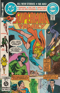 Cover Thumbnail for The Superman Family (DC, 1974 series) #205 [Direct]