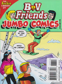 Cover Thumbnail for B&V Friends Double Digest Magazine (Archie, 2011 series) #277