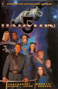 Cover Thumbnail for Babylon 5 (Titan, 1995 series) #[1] - Babylon 5