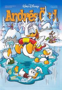 Cover Thumbnail for Andrés Önd (Edda, 2000 series) #2/2020
