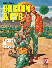 Cover Thumbnail for Burton & Cyb (Comics USA, 1989 series) #1 - Escrocs de l'espace