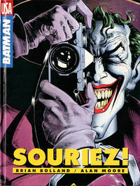 Cover Thumbnail for Batman - Souriez ! (Comics USA, 1989 series)