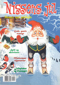 Cover Thumbnail for Nissens jul (Bladkompaniet / Schibsted, 1929 series) #2001