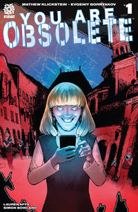 Cover Thumbnail for You Are Obsolete (AfterShock, 2019 series) #1