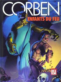 Cover Thumbnail for Enfants du feu (Comics USA, 1988 series)
