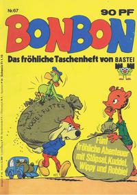 Cover Thumbnail for Bonbon (Bastei Verlag, 1973 series) #67