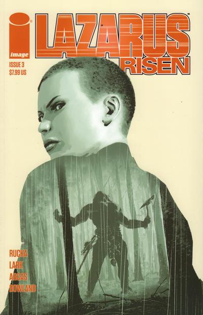 Cover for Lazarus: Risen (Image, 2019 series) #3