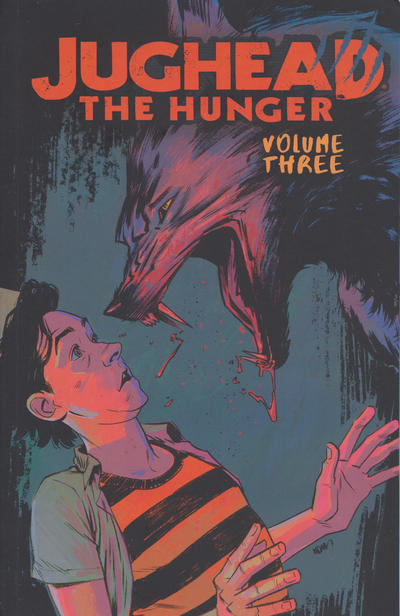 Cover for Jughead: The Hunger (Archie, 2018 series) #3