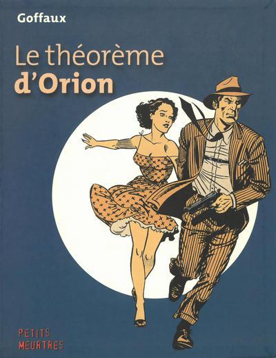 Cover for Max Faccioni (Éditions du Masque, 1999 series) #2 - Le théorème d'Orion