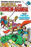Cover for Grandes Heróis Marvel (Editora Abril, 1983 series) #2