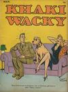 Cover for Khaki Wacky (Hardie-Kelly, 1941 series) #3
