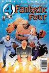 Cover for Fantastic Four (Marvel, 1998 series) #55 (484) [Newsstand]