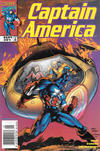 Cover for Captain America (Marvel, 1998 series) #21 [Newsstand]