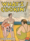 Cover for What's Cookin'! (Hardie-Kelly, 1942 series) #12