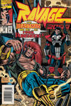 Cover Thumbnail for Ravage 2099 (1992 series) #14 [Newsstand]