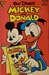 Cover for Walt Disney's Mickey and Donald (Gladstone, 1988 series) #3 [Newsstand]