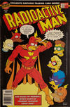 Cover Thumbnail for Radioactive Man (1993 series) #5 / 679 [Newsstand]
