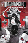 Cover for Vampironica: New Blood (Archie, 2020 series) #2 [Cover B Megan Hutchison]