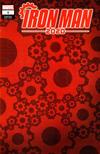 Cover Thumbnail for Iron Man 2020 (2020 series) #1 ['Gears' Design Wraparound]